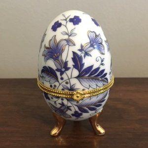 Faberge-style egg